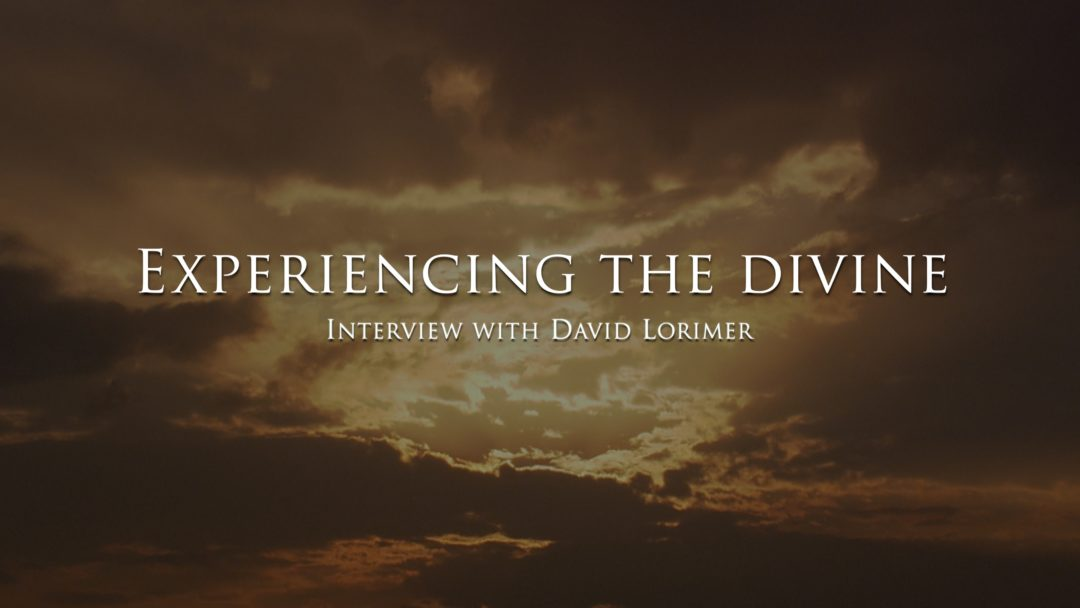Experiencing the Divine